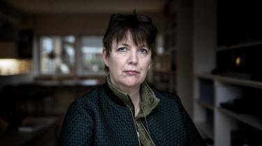 Som bidrag til verden forstår jeg ikke krimier, siger Katrine Marie Guldager.