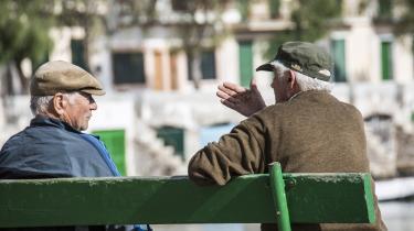 Den andalusiske landsby Algar vil have deres samtalekultur tilføjet på listen over UNESCO's verdensarvsliste.
