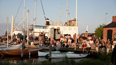 Øhavet Festival på Ærø.