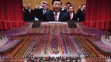 Kinas generalsekretær, Xi Jinping, har en central rolle i Kinas Kommunistiske Partis fejring af sit 100-årsjubilæum.