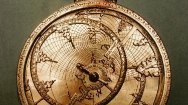 Et astrolabium formentligt fremstillet i Frankrig efter maurisk forlæg omkring år 1300. Det var et af de instrumenter, munken John Westwyk beskrev i sit videnskablige arbejde.