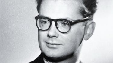 Jens Kruuse Houmanns opvækst gav ham en livslang forståelse for social retfærighed.