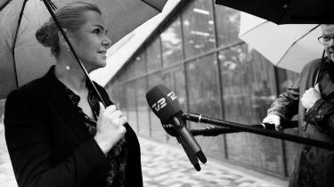 Arkivfoto. Inger Støjberg ved Retten på Frederiksberg i forbindelse med Instrukskommissionen. Det er ærgerligt, at vi ikke har lært mere af tidligere rigsretssager, skriver Jens Elo Rytter.