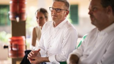 Modsat flere kritikere mener udviklingsminister Flemming Møller Mortensen, at regeringen lever fuldt op til de internationale forventninger, når Danmark efter planen i 2023 bidrager med omkring syv milliarder kroner til den internationale klimafinansiering.
