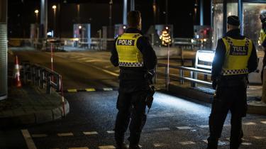Kort inden jul sidste år lukkede den svenske regering for danskeres adgang til Bornholm via Ystad.