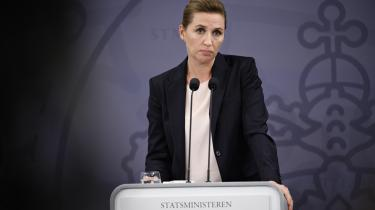 Det skal ikke være sjovt at gå på arbejde, slog statsminister Mette Frederiksen fast på tirsdagens pressemøde, hvor hun præsenterede regeringens reformudspil.