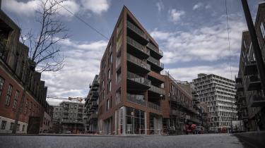 Der bør blive bygget mange flere boligere i København. Men ikke de dyre, som i Nordhavn (billedet), hvor en ét-værelseslejlighed kostede tre millioner kroner i 2017, da priserne var mere 'rimelige', skriver dagens kronikør.