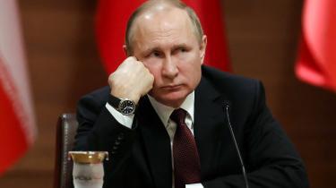 Et svensk par ønsker at kalde deres nyfødte søn for Vladimir Putin, men har fået afslag på det. Navneanmodninger, der anses for at stødende eller kan forårsage ubehag for den person, der bliver navngivet, kan afvises af de svenske myndigheder, skriver STV.