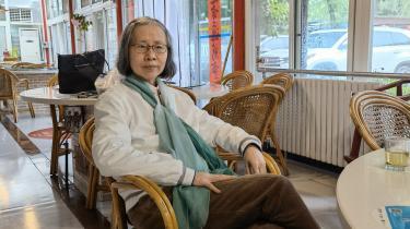 Den kinesiske avantgardeforfatter Can Xue har skrevet en smuk og højst usædvanlig roman.
