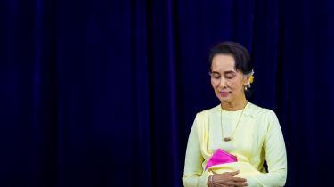 Generalernes opbakning i Myanmar var allerede inden kuppet minimal. De fik 33 pladser i parlamentet sidste november, mens Aung San Suu Kyis parti fik 397 pladser.