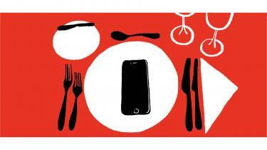 På de sociale medier drukner vores mad i glitter, farver og visuel iscenesættelse.