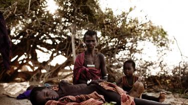 Lige nu oplever Kenya en ekstrem tørke, der bringer 2,1 millioner indbyggere på randen af sult.