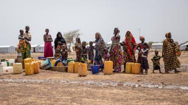 Islamisk Stat er skyld i en af verdens hurtigst voksende humanitære kriser i Burkina Faso med over to millioner flygtninge og internt fordrevne.
