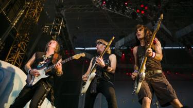 I 2014 spillede Iron Maiden på Copenhell. Bandet vender tilbage til Copenhell i 2022 på dets 'Legacy of the Beast World Tour', hvor man måske kan forvente, at heavy metal-legenderne spiller et nummer eller to fra deres nyeste plade 'Senjutsu'.