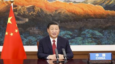 Kinas præsident, Xi Jinping, annoncerede tirsdag i en tale til FN's Generalforsamling, at Kina ikke vil bygge nye kulkraftprojekter i udlandet