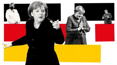 Jan-Werner Müller, aktuel med bogen 'Demokratiet styrer', forklarer her, hvordan det tyske demokrati under Angela Merkel forfaldt til en forestilling uden store politiske alternativer, hvordan kansleren svigtede, og hvorfor klima er et særligt problem for demokratiet