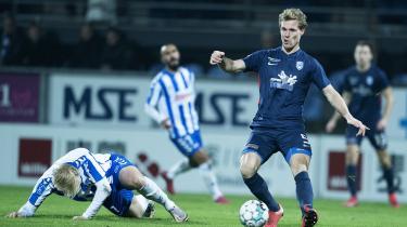 Onsdag aften vandt den lille fodboldklub Nykøbing FC over store FC København i pokalturneringen.