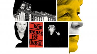 Det vil for eftertiden fremstå latterligt, at Angela Merkel blev dyrket som sin tids store ansvarlige leder. Hun var klimakansler ude i verden, men hun svigtede monumentalt den grønne omstilling hjemme i Tyskland, skriver chefredaktør Rune Lykkeberg