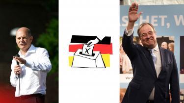 Hvem bliver Tysklands næste kansler? I denne udgave af Radio Information skal vi rundt om det tyske valg med Mathias Irminger Sonne. Og et smut forbi den menneskelige hjerne. Og endda lidt ros til Kina