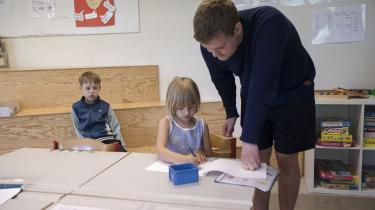 Herskind Skole ved Aarhus arbejder på at blive certificeret som landets første skældudfri skole.