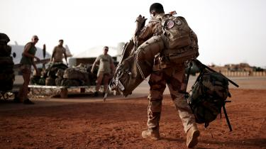 Efter militærkuppet i Mali i 2020 tog Frankrig sin tilstedeværelse op til genovervejelse, og har præsenteret en plan, som skærer antallet af franske soldater ned fra 5000 til 2500 og afslutter militærindsatsen kaldet Operation Barkhane.