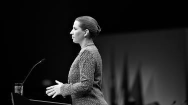 I en tale ved Socialdemokratiets kongres spurgte statsminister Mette Frederiksen (S), hvordan medierne kunne bidrage til at udvikle demokratiet og sikre en god offentlig debat.