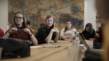 Torsdag fremlagde Enhedslisten et 'ungeudspil', hvor partiet blandt andet foreslår at hæve SU'en med 1.000 kroner om måneden.