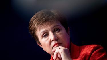 Ikke overraskende er stærke kræfter utilfredse med den retning, IMF har taget under Kristalina Georgievas ledelse. Nogle synes, valutafomden ikke skal beskæftige sig med klimaforandringer.