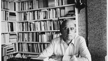 Daniel Zamora og Mitchell Dean beskriver i den nye bog 'The Last Man Takes LSD: Foucault and the End of Revolution' de sidste og ret kontroversielle tiår afMichel Foucaults liv.