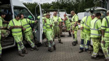 Tal fra Danmarks Statistik for september 2021 viser, at 48 procent af virksomhederne i bygge- og anlægsbranchen melder om mangel på arbejdskraft og overgår hermed niveauet fra før finanskrisen.