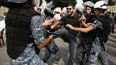 Det folkelige oprør i Libanon mod den politiske magtelite er rykket fra demonstrationer i gaden til valg i fagforeninger og på universiteter.