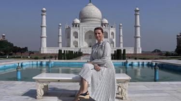 Faktum er, at Mette Frederiksens vært tilhører det hindunationale parti Bharatiya Janata Party (BJP), og at han blev leder af verdens største demokrati med hjælp fra de selv samme kræfter, der i dag udfordrer det multikulturelle og sekulære Indien og de bygningsværker, der repræsenterer det – også de instagramvenlige.