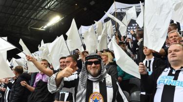 Fans var ellevilde, da Saudi-Arabiens Offentlige Formuefond tidligere på måneden gjorde Newcastle United til den rigeste fodboldklub i verden. Men ikke alle er lige begejstrede