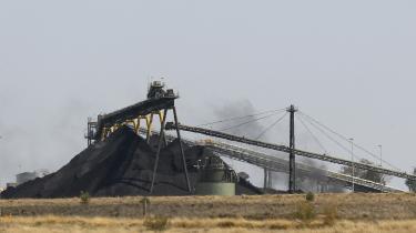 De lækkede dokumenter viser blandt andet, at Australien – en af verdens største producenter af fossile brændstoffer – har presset på for at få svækket konklusioner om, hvordan og hvor hurtigt verdens lande bør bevæge sig væk fra brugen af fossil energi. Her er det minen Whitehaven Coal uden for Narrabri.
