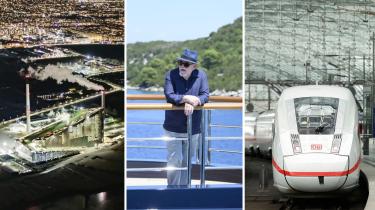 I denne uges Radio Information fortæller Jørgen Steen Nielsen om den kædereaktion af tilfældige begivenheder, der har ramt de globale verdensmarkeder. Lone Nikolajsen forklarer, hvorfor tv-serien 'Succession' er en af tidens absolut bedste, og Rune Lykkeberg har optur over at rejse med tog