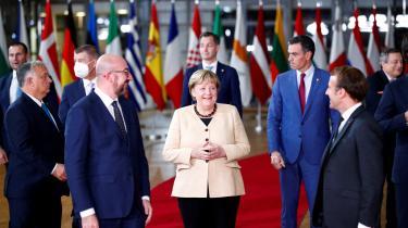 Der var pæne ord til Merkel på hendes formentlig sidste EU-topmøde. Men grundlæggende har hun svigtet og taget fejl.