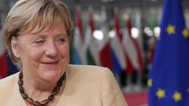 Den afgående tyske kansler Angela Merkel har i årevis været en stabiliserende kompromismager i Europa. Ugens EU-topmøde viser, hvorfor Merkels æra er forbi – for Europa kan ikke blive ved med at gå på kompromis med retsstaten og den grønne omstilling