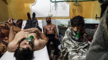 I starten troede krigsfotografen Mohammed Badra på, at krigsbilleder kunne gøre en forskel og måske ligefrem ændre noget – i dag er han mere tvivlende. Torsdag er han nomineret ved World Press Photo