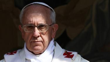 Fra anti-komminisme til anti-kapitalisme. Paven efterlyser et opgør med frimarkeds-kapitalisme