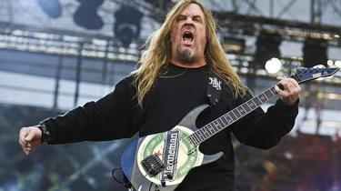 Guitarist og komponist i metalbandet Slayer, Jeff Hanneman, er død, 49 år gammel