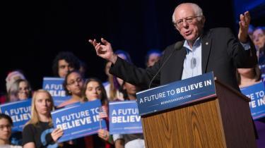 The Atlantic analyserer Bernie Sanders chancer: Er Hillary virkelig det pragmatiske valg for demokrater?