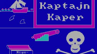 Det er ikke det ældste, dansksprogede computerspil. Men næsten. Nu kan du spille det i din browser takket være Allan Christophersen og hans geschæft som spildetektiv