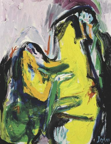asger jorn malerier til salg