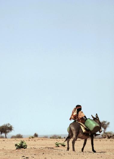 Fremtidens konflikter vil i stigende grad have deres udspring i udpiningen af miljøet. Som i Darfur, hvor der bag de etniske og religiøse modsætninger ligger en strid om adgang til landbrugsjord og sparsomme vandressourcer til grund for konflikten.