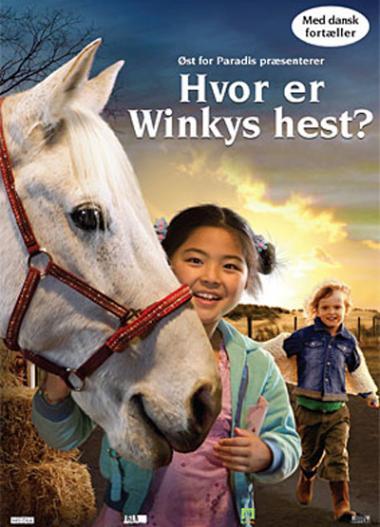 Var dine børn glade for sidste års 'Winkys hest' burde den julestemningsfremmende efterfølger 'Hvor er Winkys hest?' ligeledes gøre lykke