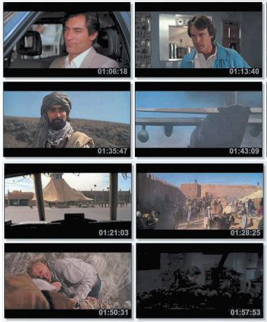 Film spejler virkeligheden, og når Vestens venner bliver til fjender, sker det samme i de store mainstream-produktioner. Derfor ville man i dag ikke kunne lave Bond-filmen 'The Living Daylights', hvor Osama Bin Ladens mænd er helte