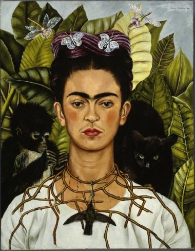 Frida Kahlos tyske forbindelse | Information