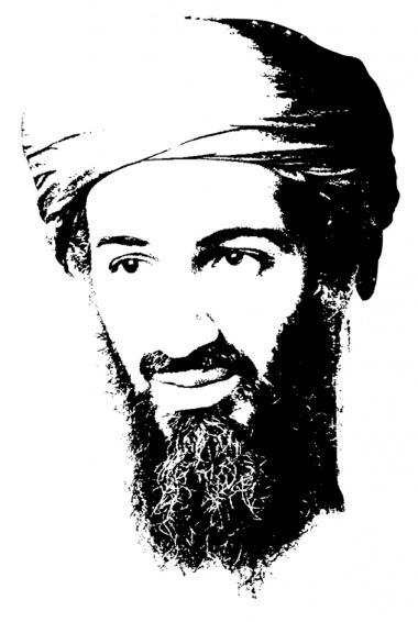 Osama bin Laden skabte et stærkt brand for sin terrororganisation gennem brugen af billeder. For tilhængerne blev han en Che Guevara, for modstanderne en Hitler