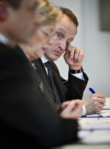 Klima- og energiminister Martin Lidegaard har ikke opgivet håbet om at gøre substantielle fremskridt i forhandlingerne om EU's mål for energibesparelser trods betydelige udfordringer i forhandlingerne.