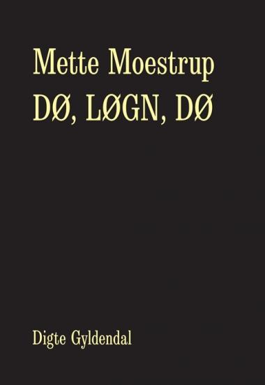 Og kvinde for en digtsamling, der hvirvler suverænt derudaf. Mette Moestrups nye bog blander kønskritik, kærlighed, sprogleg, koncept og rytmesans på vilde, forvirrende måder